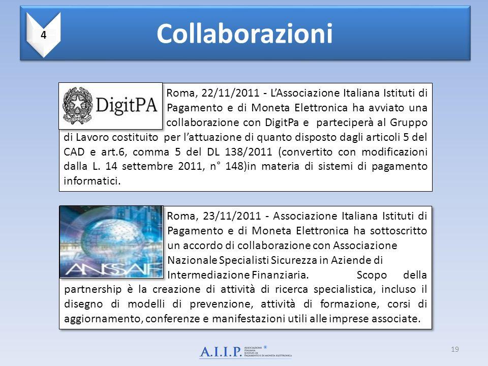 Collaborazioni I. 4.