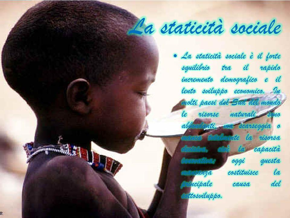 La staticità sociale