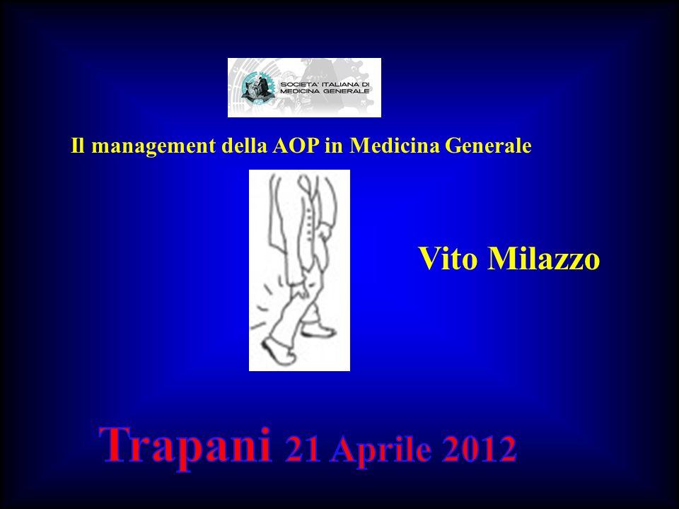 Trapani 21 Aprile 2012 Vito Milazzo
