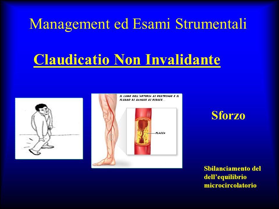Management ed Esami Strumentali