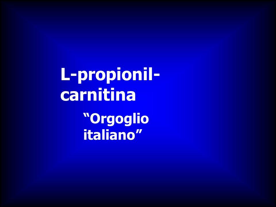 L-propionil- carnitina
