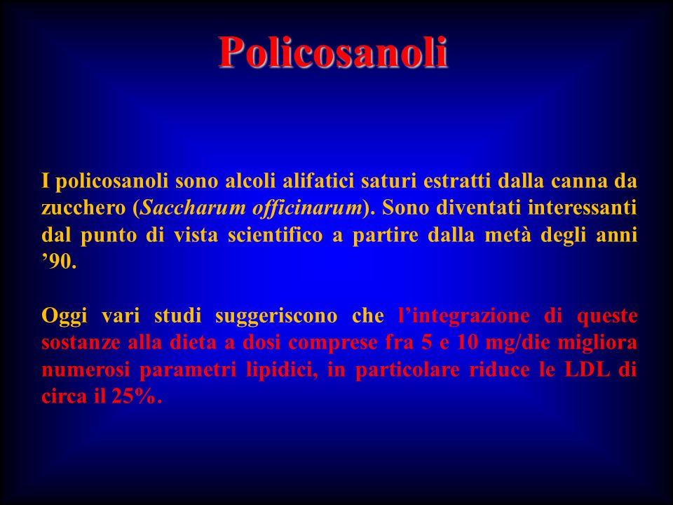 Policosanoli