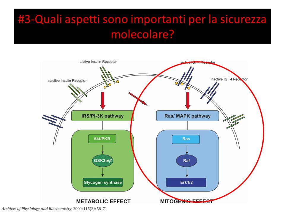 #3-Quali aspetti sono importanti per la sicurezza molecolare
