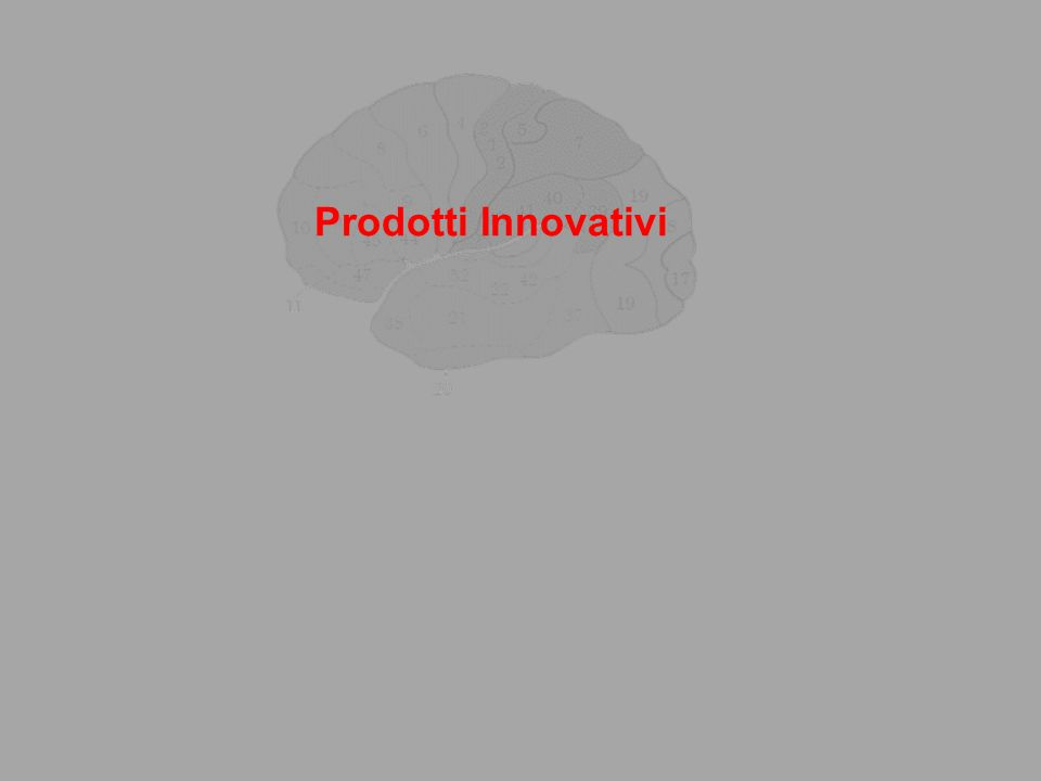 Prodotti Innovativi