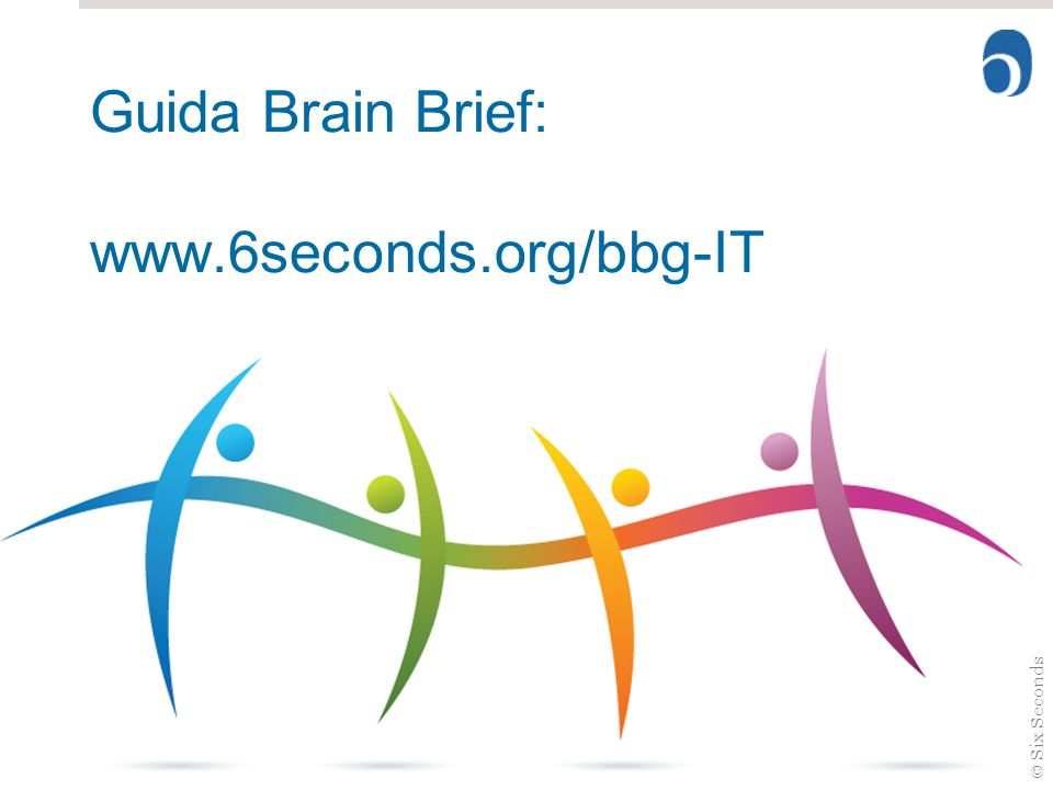 Guida Brain Brief: www.6seconds.org/bbg-IT