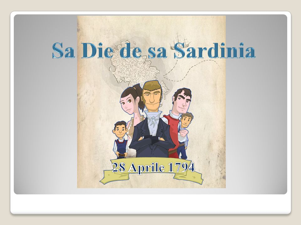 Sa Die de sa Sardinia 28 Aprile 1794