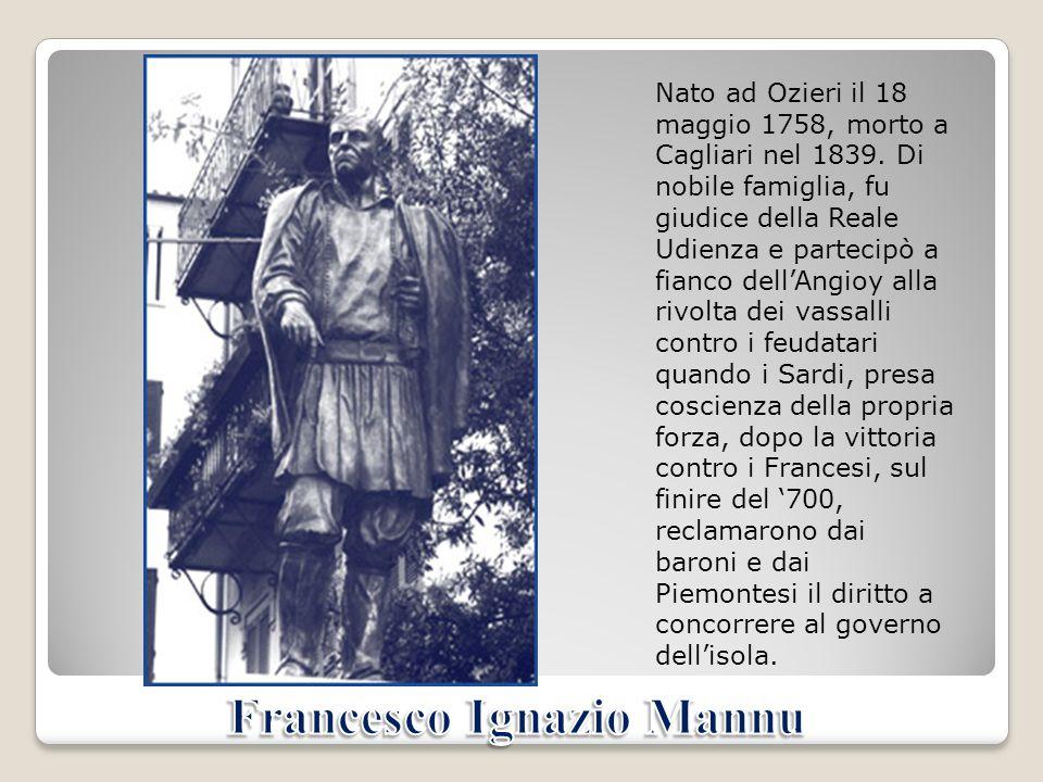 Francesco Ignazio Mannu
