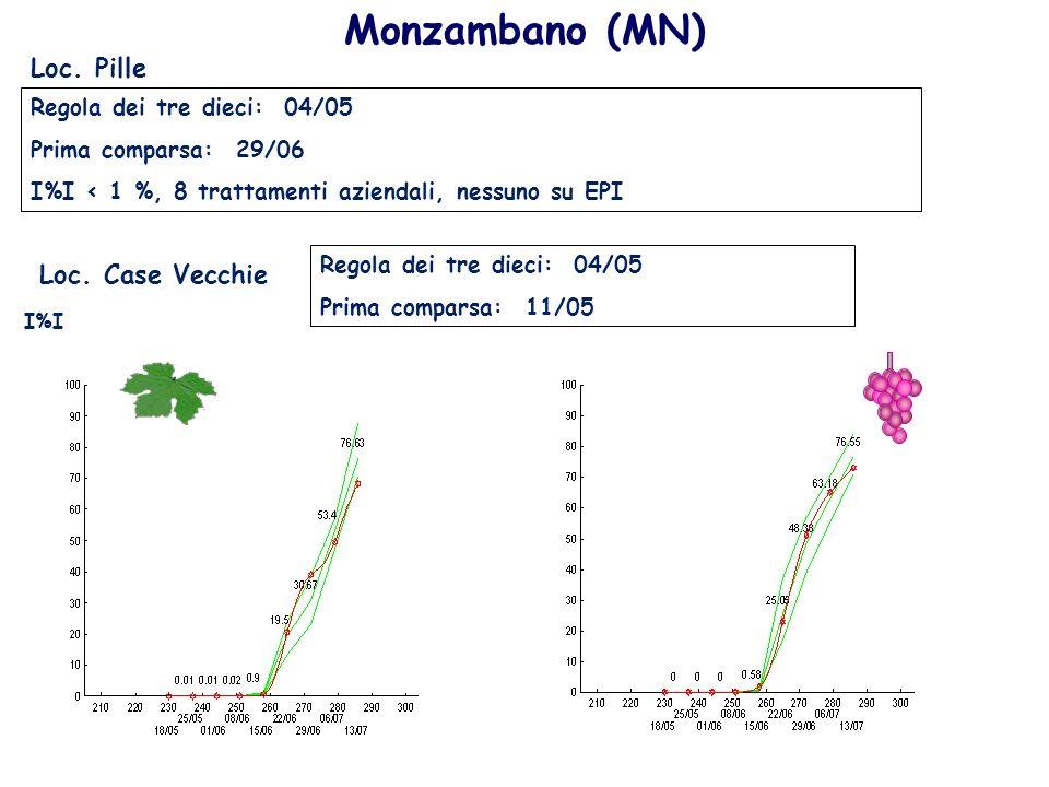 Monzambano (MN) Loc. Pille Loc. Case Vecchie