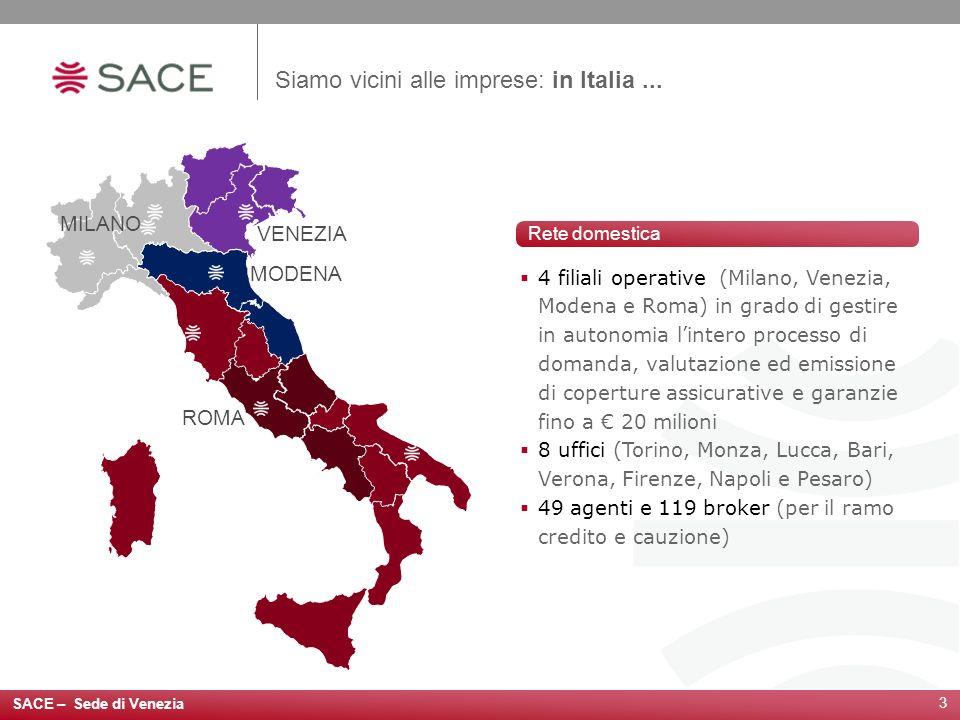 Siamo vicini alle imprese: in Italia ...