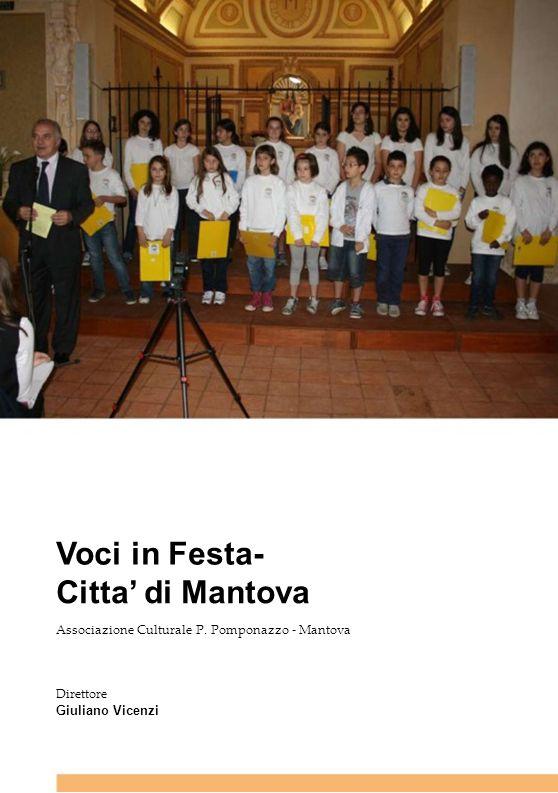Voci in Festa- Citta' di Mantova