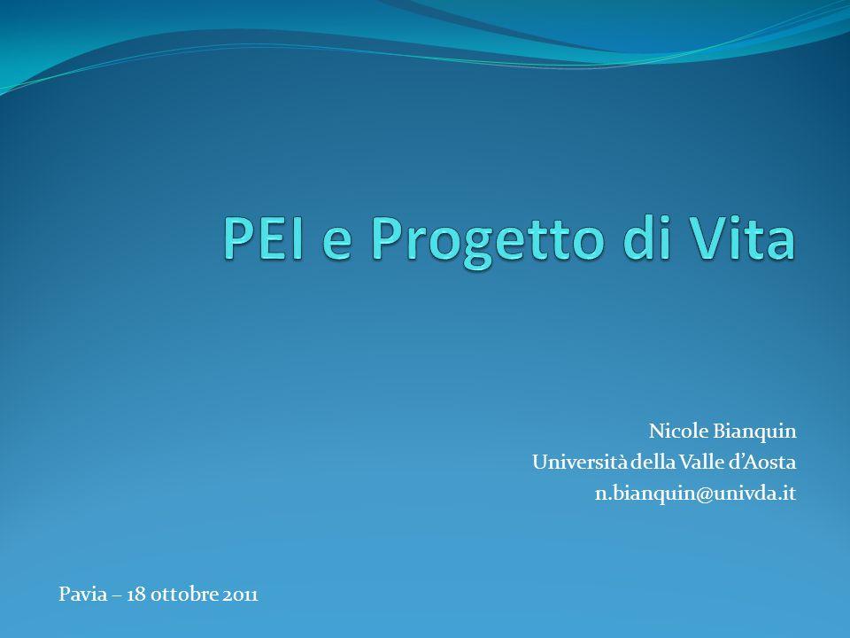 Nicole Bianquin Università della Valle d'Aosta n.bianquin@univda.it