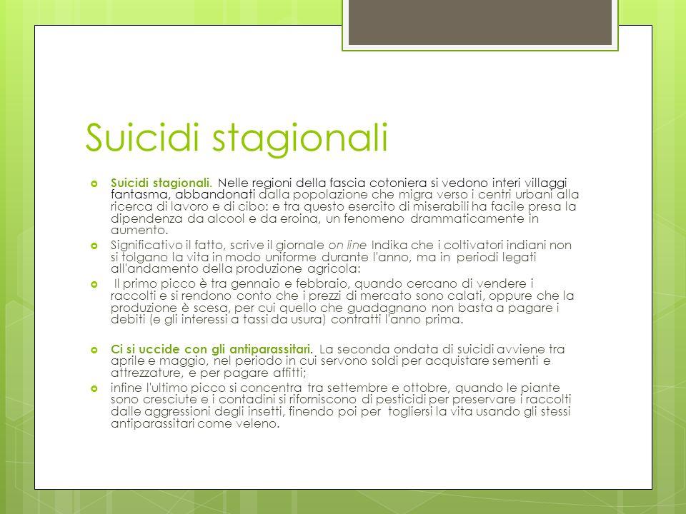Suicidi stagionali