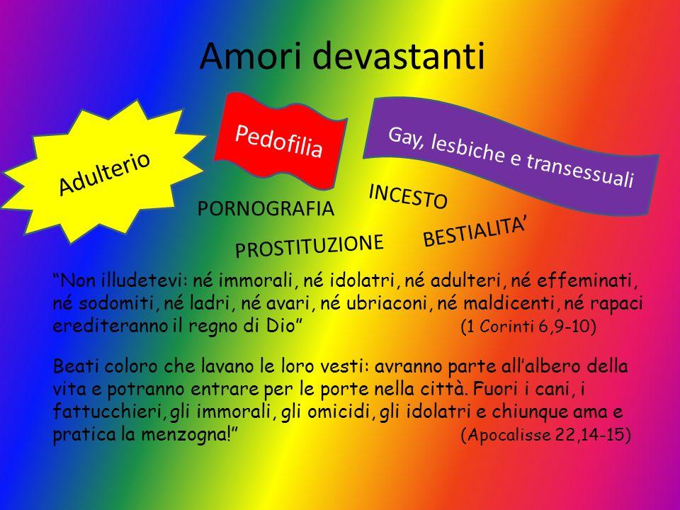 Gay, lesbiche e transessuali
