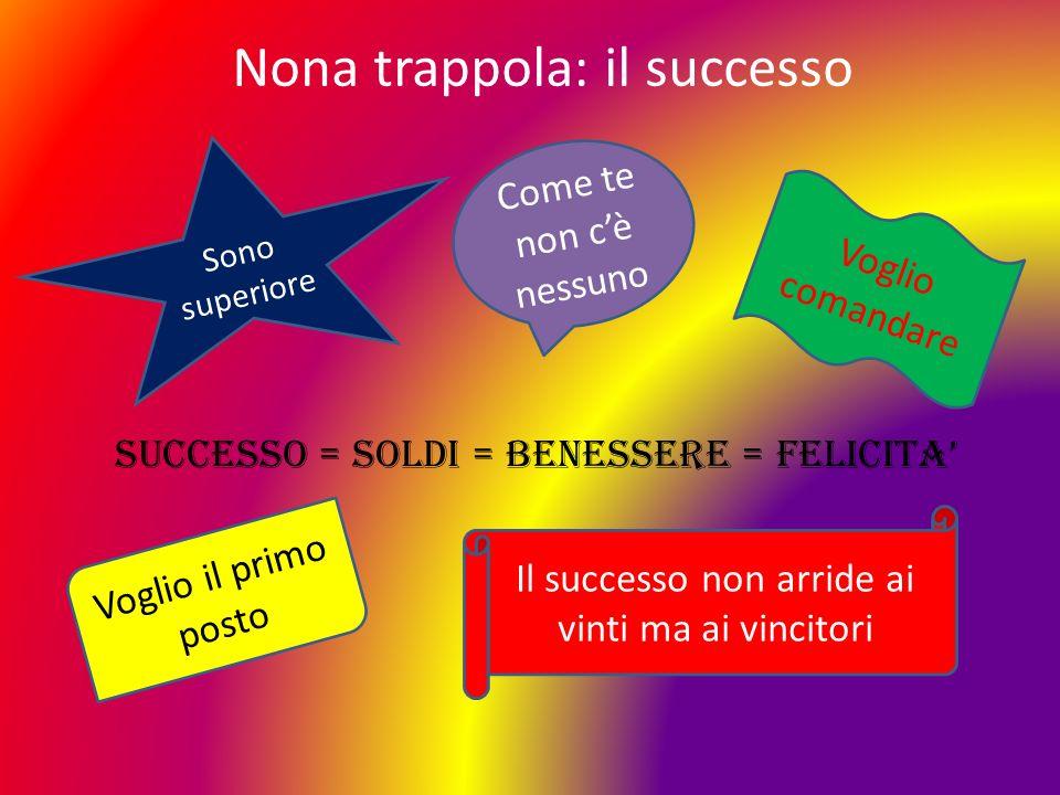 Nona trappola: il successo