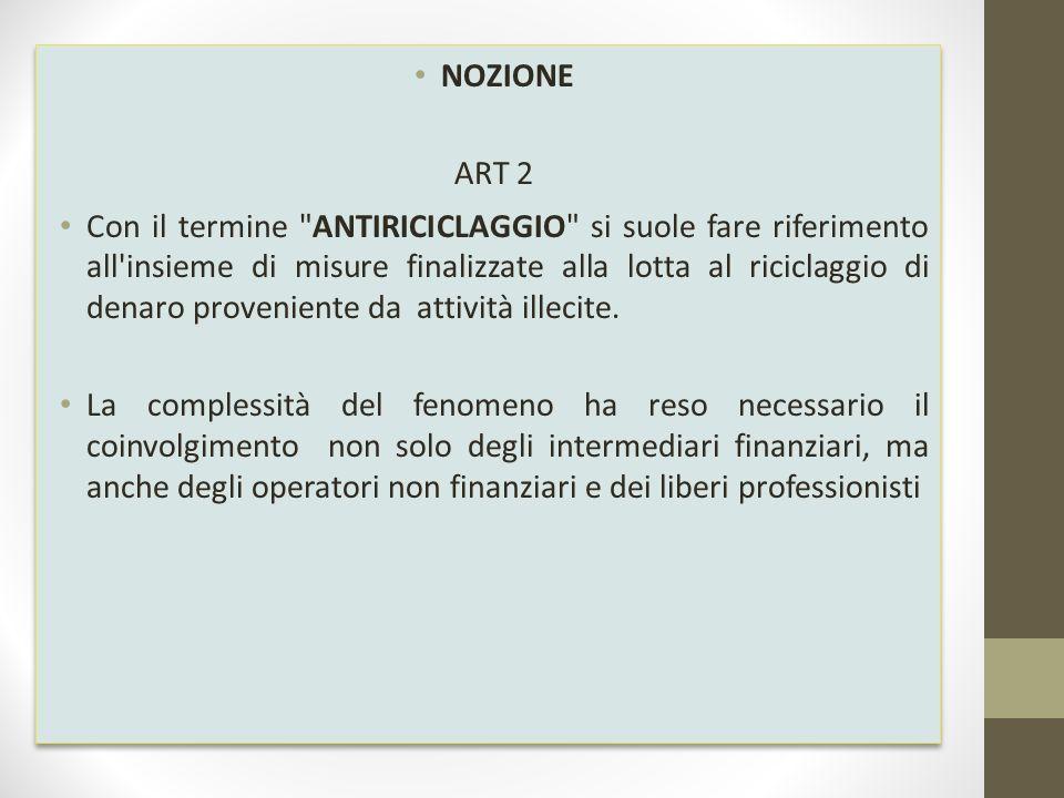 NOZIONE ART 2.