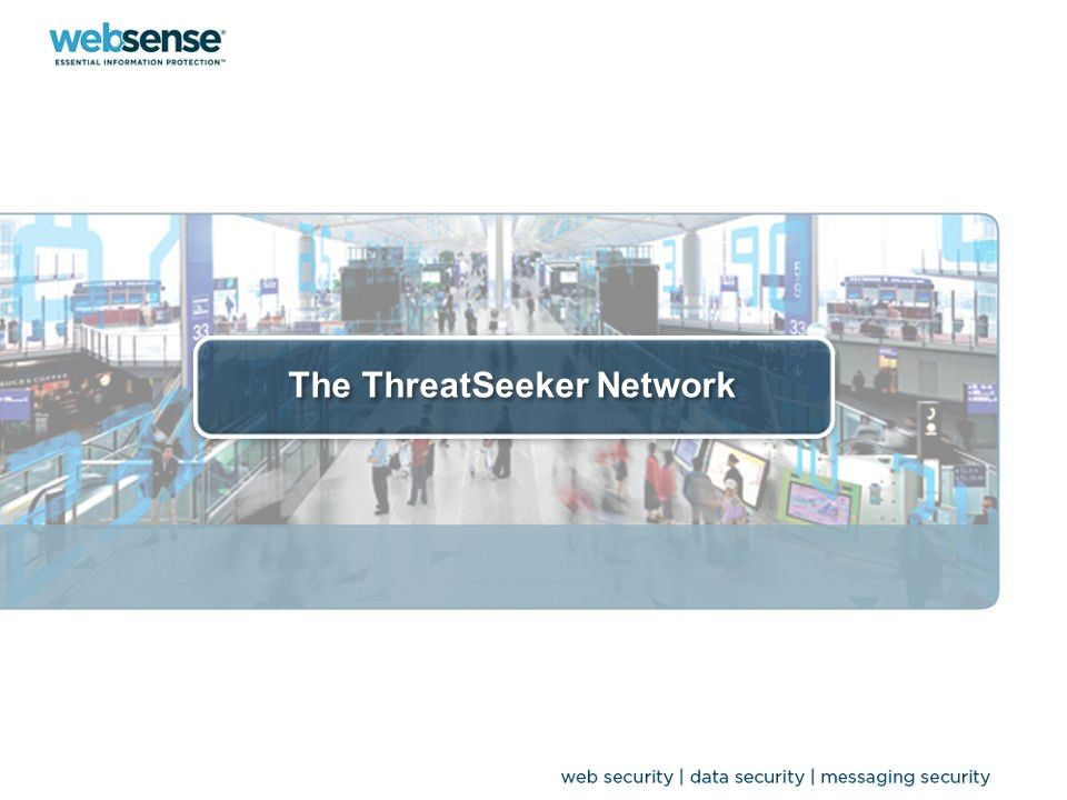 The ThreatSeeker Network