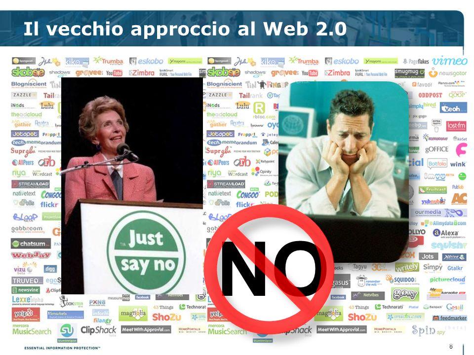 Il vecchio approccio al Web 2.0