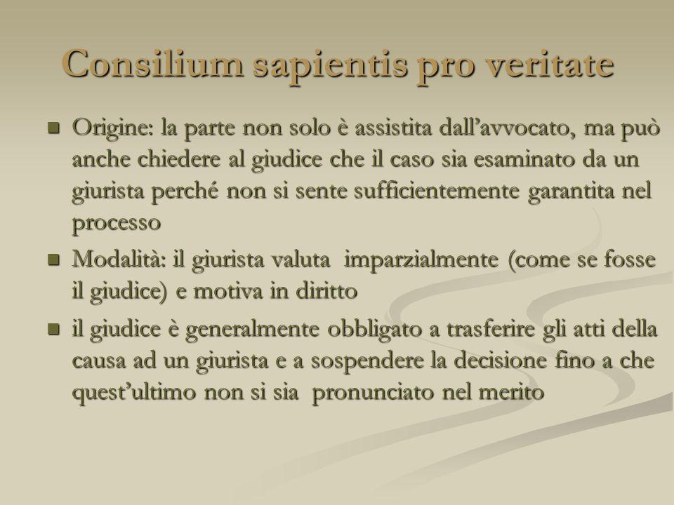 Consilium sapientis pro veritate