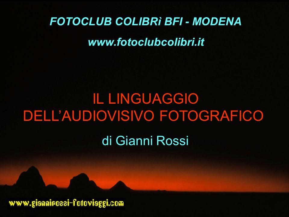 FOTOCLUB COLIBRì BFI - MODENA