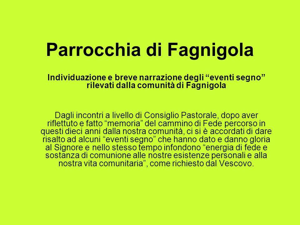 Parrocchia di Fagnigola