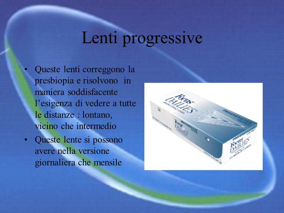 Lenti progressive