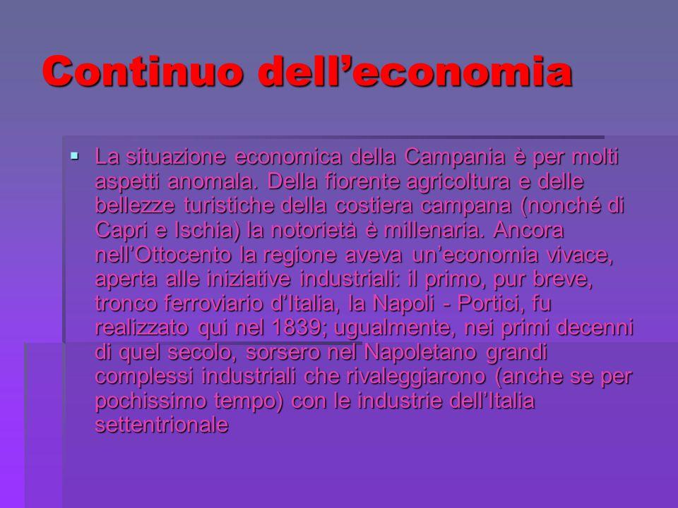 Continuo dell'economia