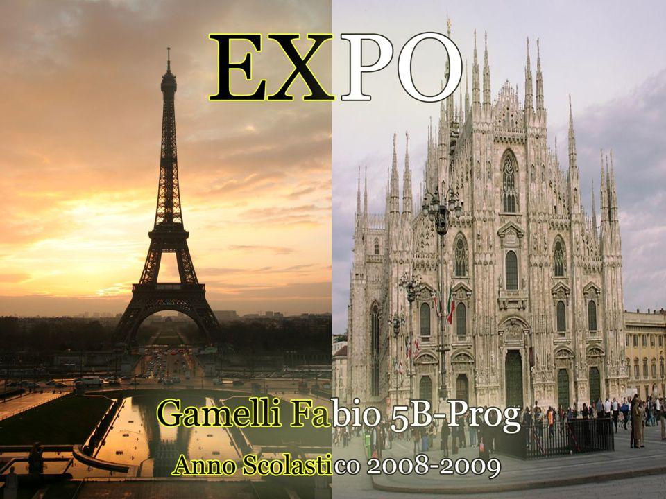 Expo Gamelli Fabio 5B-Prog . Anno Scolastico 2008-200