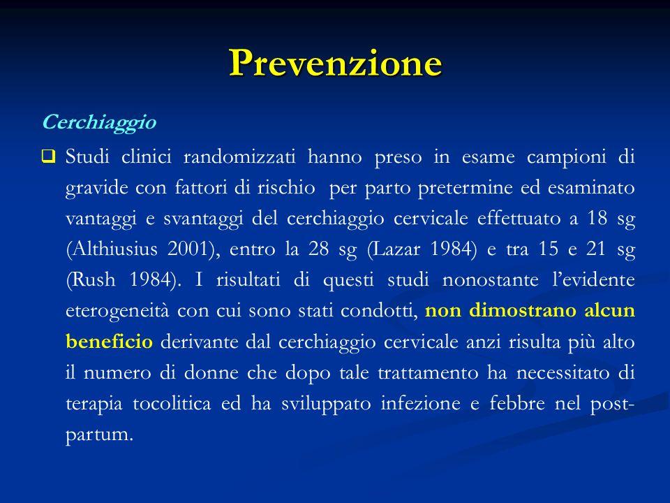 Prevenzione Cerchiaggio