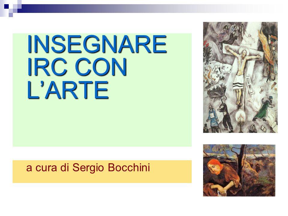 INSEGNARE IRC CON L'ARTE