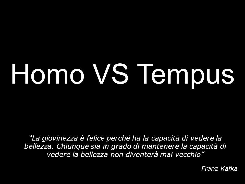 Homo VS Tempus