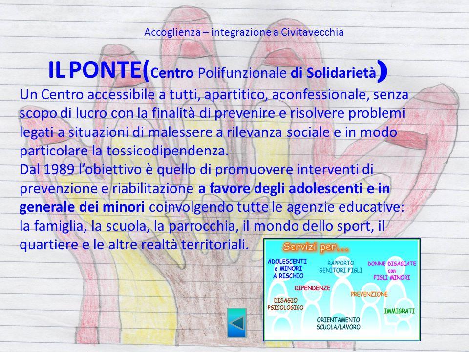 IL PONTE(Centro Polifunzionale di Solidarietà)