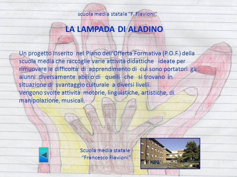 scuola media statale F. Flavioni