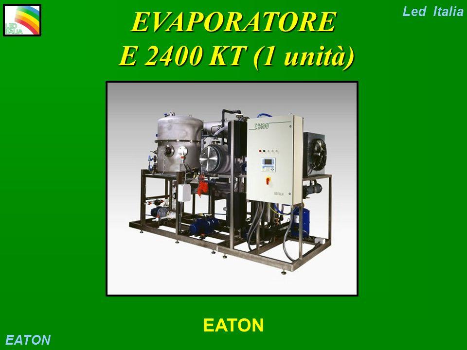 EVAPORATORE E 2400 KT (1 unità)