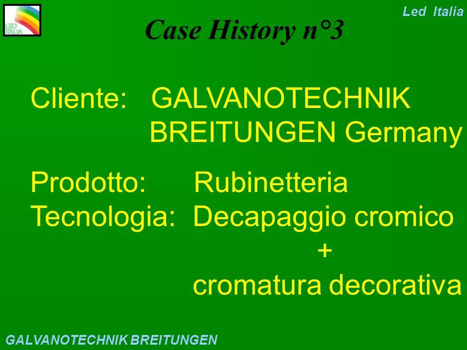 Led Italia Case History n°3.