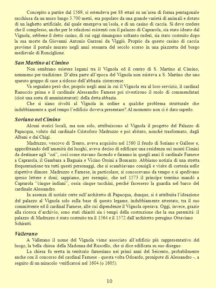 San Martino al Cimino Soriano nel Cimino Vallerano 10