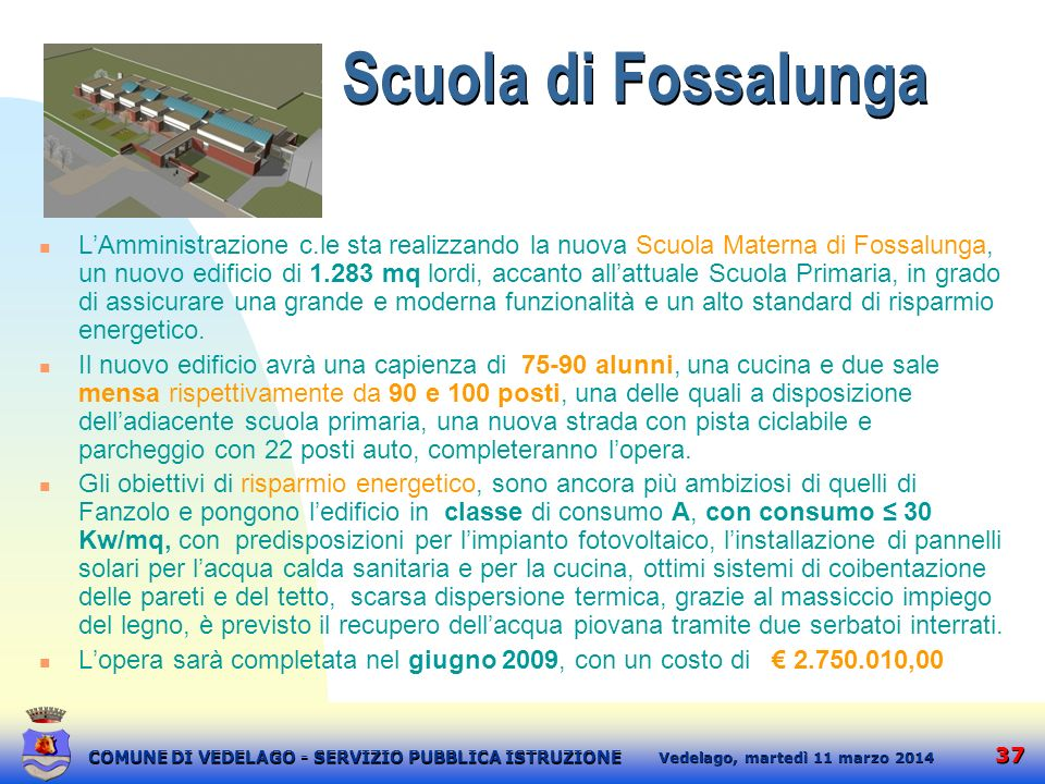 Scuola di Fossalunga