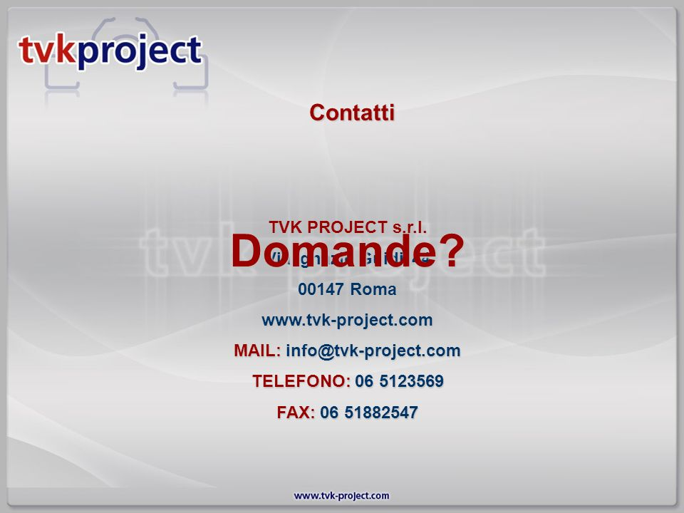 MAIL: info@tvk-project.com