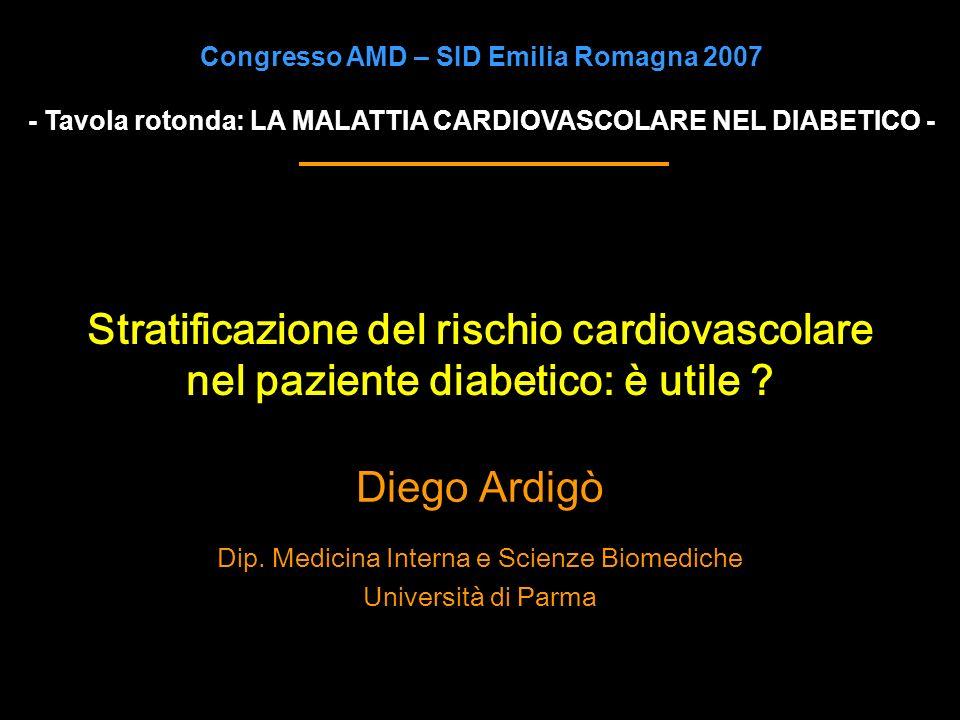 Congresso AMD – SID Emilia Romagna 2007