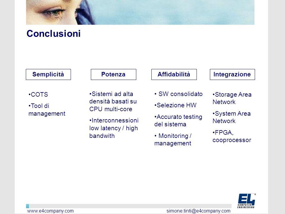 www.e4company.com simone.tinti@e4company.com