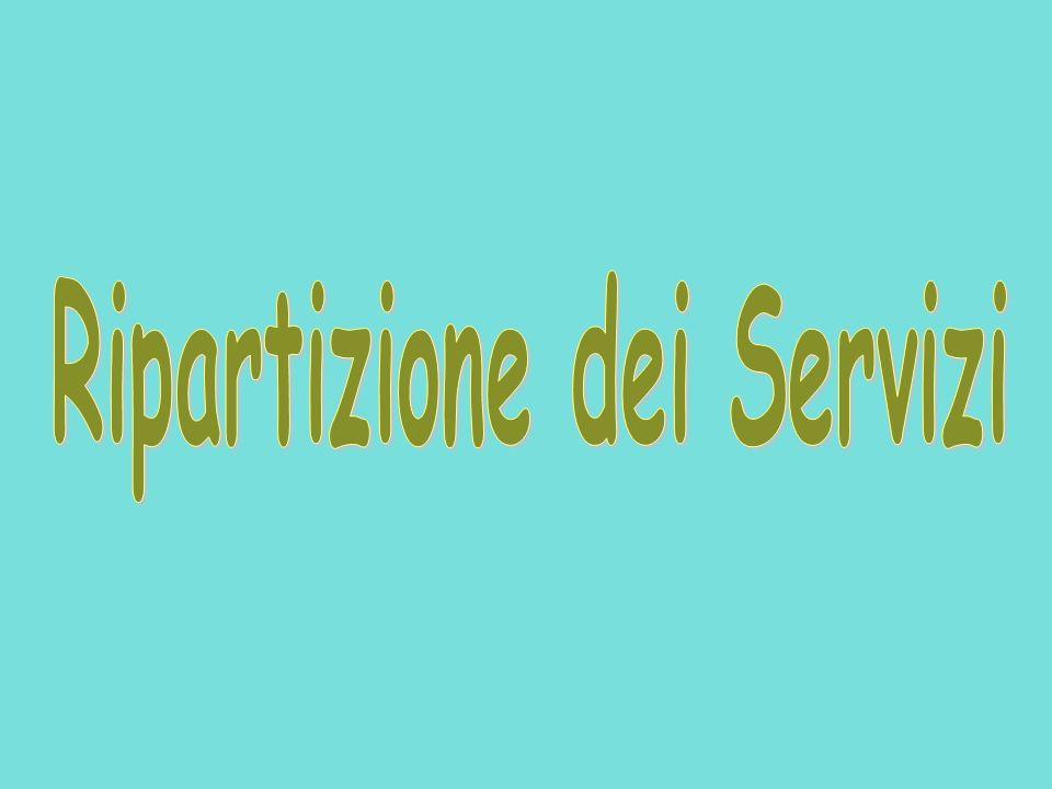 Ripartizione dei Servizi