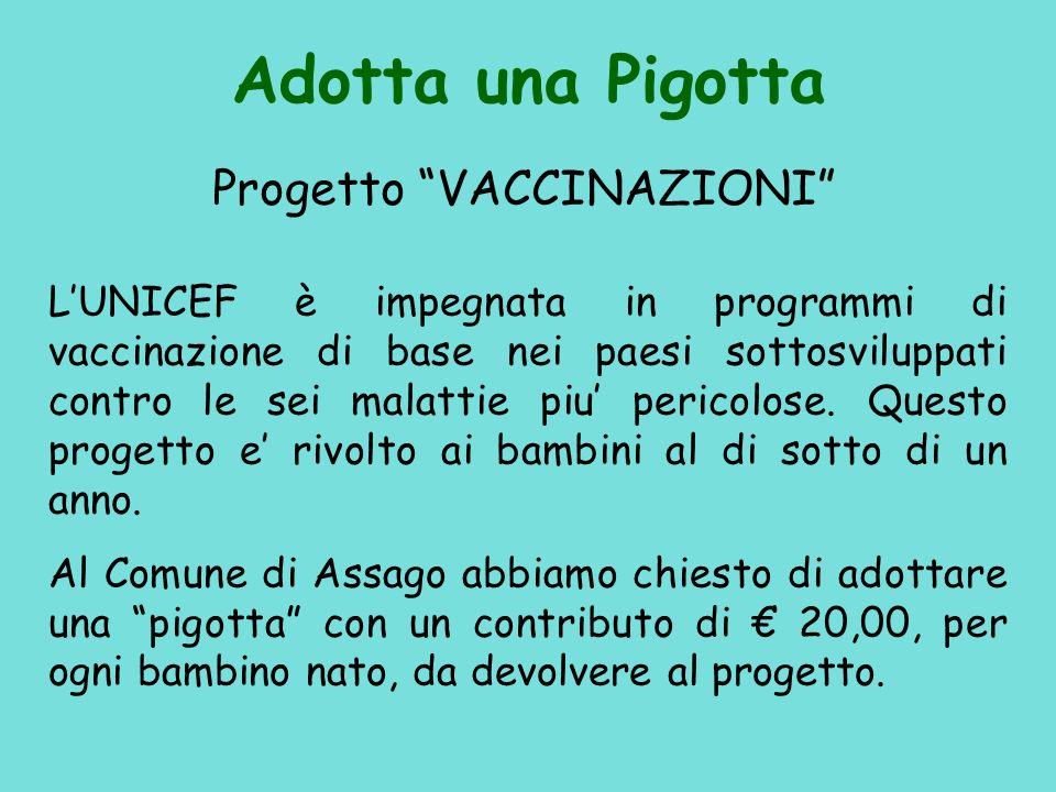Progetto VACCINAZIONI