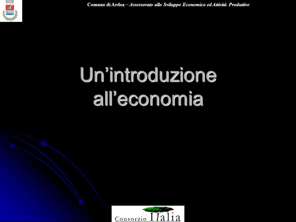 Un'introduzione all'economia