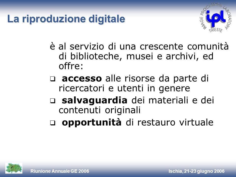 La riproduzione digitale