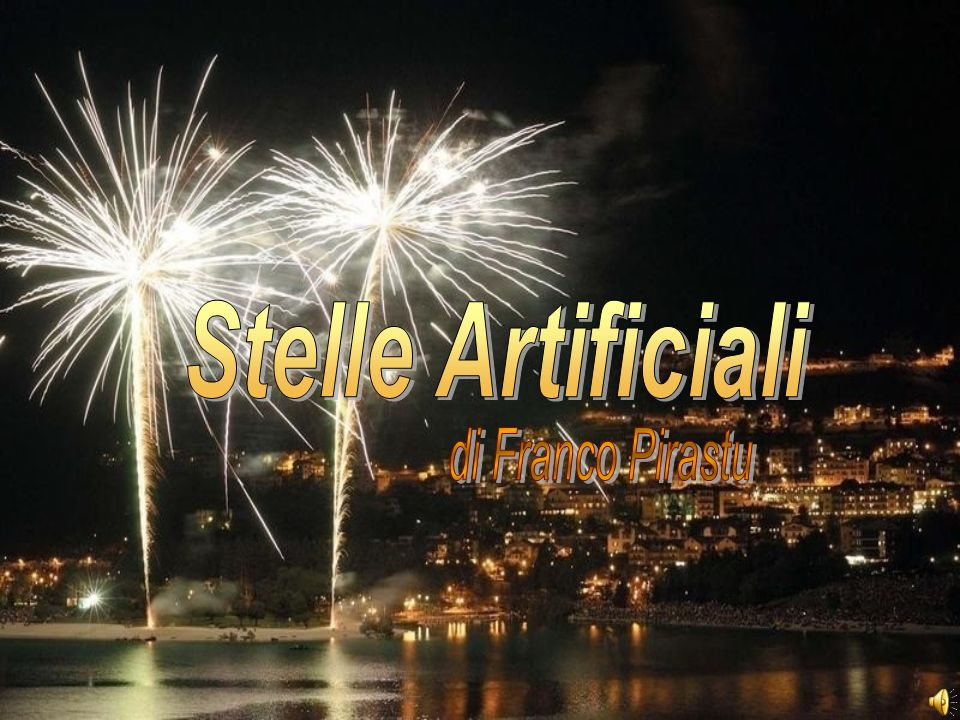 Stelle Artificiali di Franco Pirastu