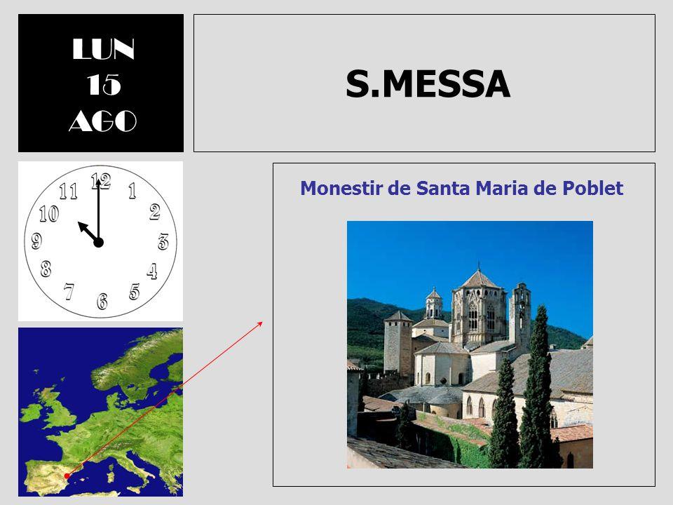 Monestir de Santa Maria de Poblet