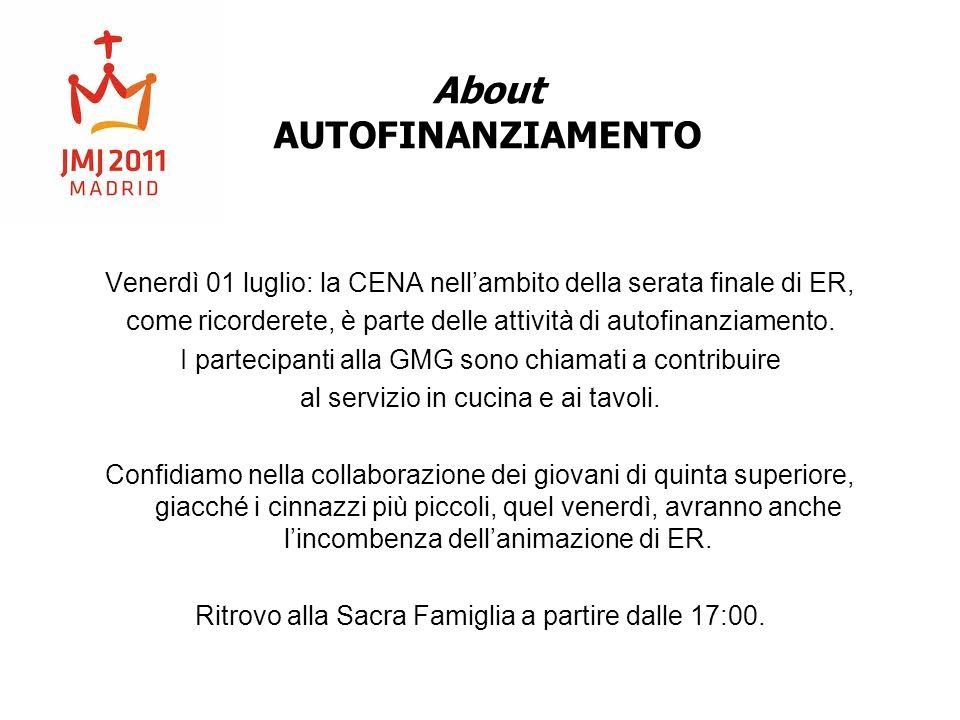 About AUTOFINANZIAMENTO