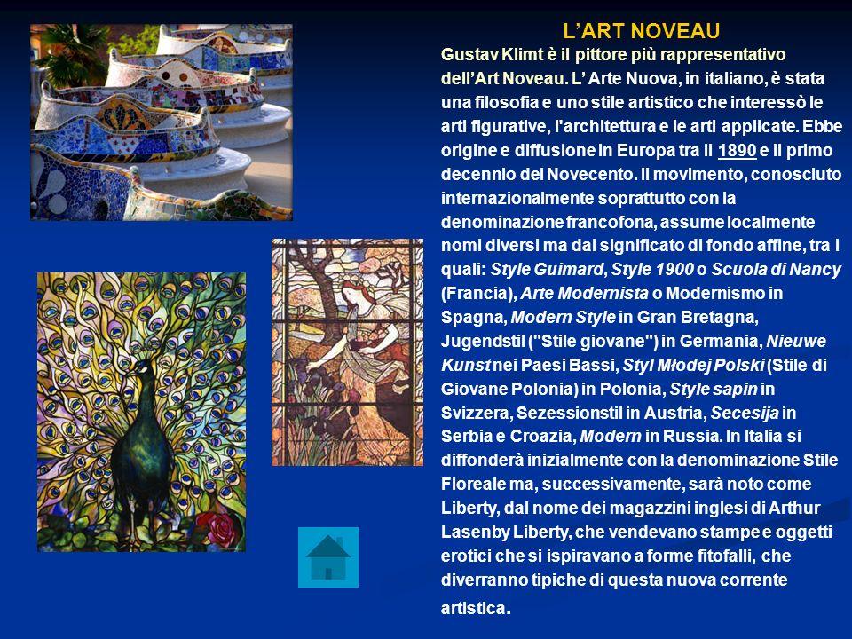 L'ART NOVEAU