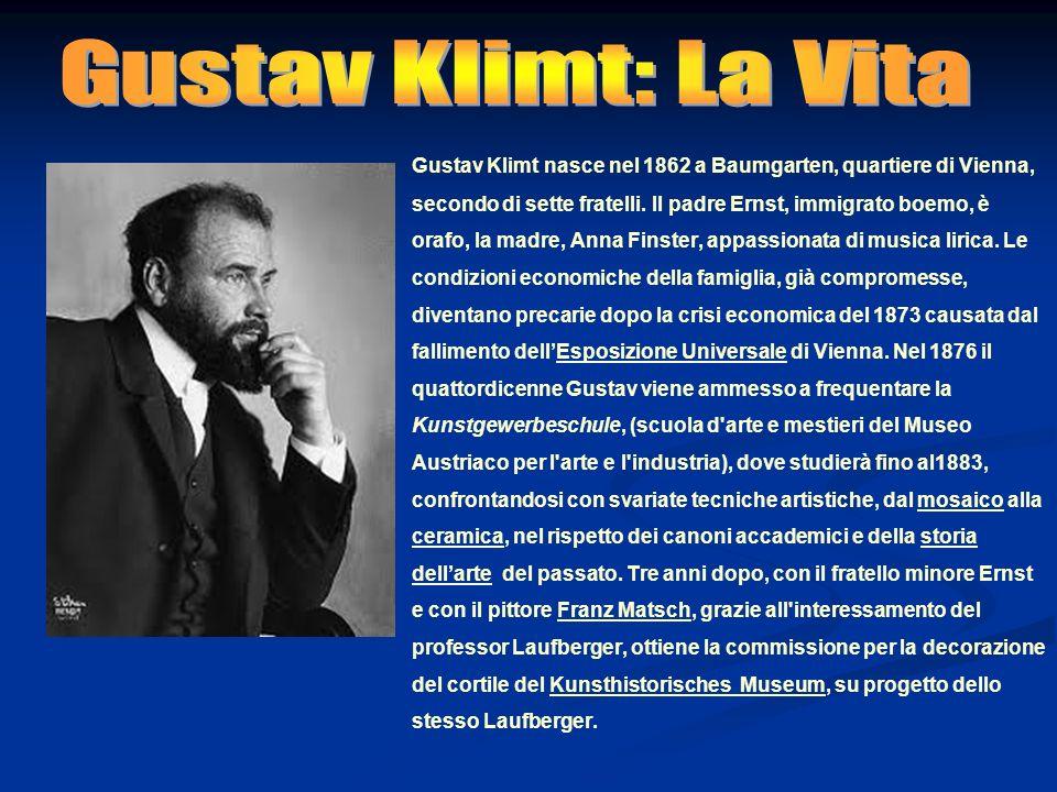 Gustav Klimt: La Vita