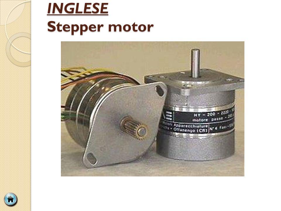 INGLESE Stepper motor