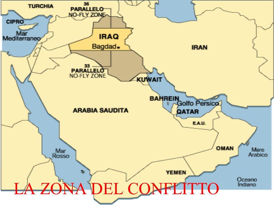 LA ZONA DEL CONFLITTO